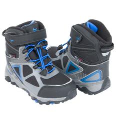Ботинки Котофей, цвет: салатовый/черный