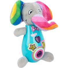 Развивающая игрушка Happy Snail Слоненок Джамбо 14 x 19 x 8 см