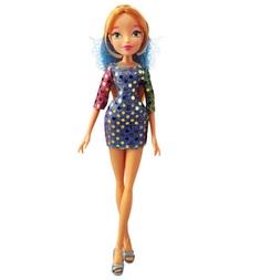 Кукла Winx Club Диско Флора 27 см