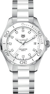 Швейцарские женские часы в коллекции Aquaracer Женские часы TAG Heuer WAY131D.BA0914
