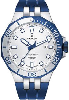 Швейцарские мужские часы в коллекции Delfin Мужские часы Edox 53015-357BUCAAIBU
