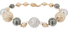 Золотые браслеты Браслеты Радуга 783A-3-brasl-r