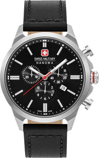 Швейцарские мужские часы в коллекции Land Мужские часы Swiss Military Hanowa 06-4332.04.007