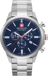 Швейцарские мужские часы в коллекции Land Мужские часы Swiss Military Hanowa 06-5332.04.003