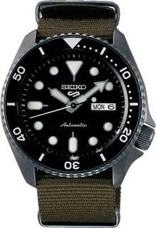 Японские мужские часы в коллекции SEIKO 5 Мужские часы Seiko SRPD65K4