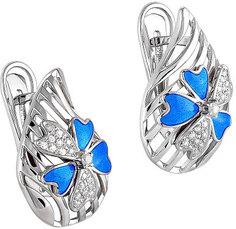 Серебряные серьги Серьги Kabarovsky 12-069-8105