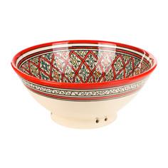 Миска Morocco Home красная 30 см