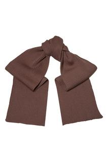 Коричневый шарф Blank.Moscow