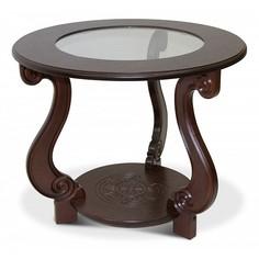 Стол журнальный Грация (С) Мебелик