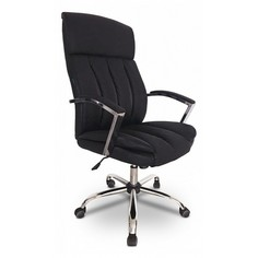 Кресло для руководителя T-8000SL/BL+GR Бюрократ