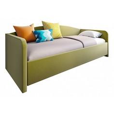 Кровать односпальная с матрасом и подъемным механизмом Uno 90-190 Sonum