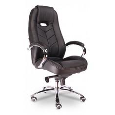 Кресло для руководителя Drift EC-331-1 Leather Black Everprof