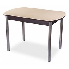 Стол обеденный Румба ПО-1 с камнем Домотека
