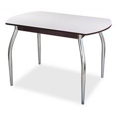 Стол обеденный Румба ПО с камнем Домотека