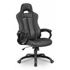 Кресло игровое CH-827/BL+BLACK Бюрократ