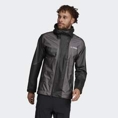 Куртка-дождевик Terrex Primeknit adidas TERREX