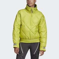 Утепленная куртка Athletics Puffer adidas by Stella McCartney