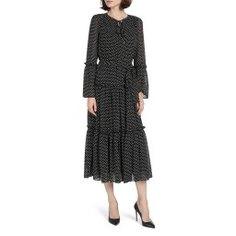 Платье MICHAEL KORS MF98XT8CDY черный