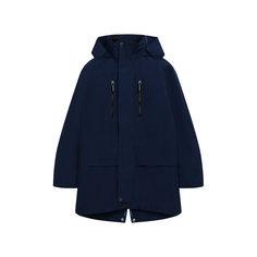 Куртки Burberry Пуховая парка с капюшоном Burberry