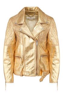 Кожаная куртка Golden Goose Deluxe Brand