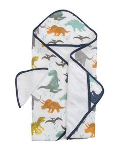 Банный халат Little Unicorn