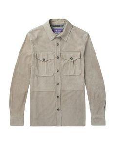 Pубашка Ralph Lauren Purple Label
