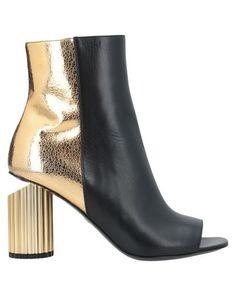 Полусапоги и высокие ботинки Roberto Cavalli