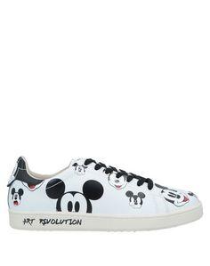 Низкие кеды и кроссовки Disney
