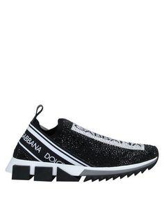Низкие кеды и кроссовки Dolce & Gabbana