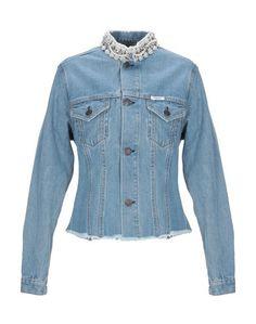 Джинсовая верхняя одежда Forte DEI Marmi Couture
