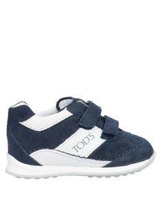 Низкие кеды и кроссовки Tod'S