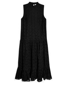 Платье длиной 3/4 Topshop