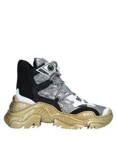 Высокие кеды и кроссовки N21