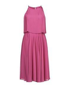 Платье до колена Emporio Armani