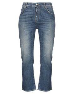Джинсовые брюки-капри Department 5