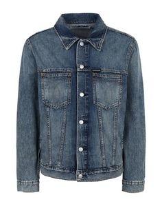 Джинсовая верхняя одежда Calvin Klein