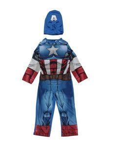 Карнавальные костюмы и маски Marvel