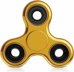 Спиннер Gresso Fidget Spinner (золотистый металлик)