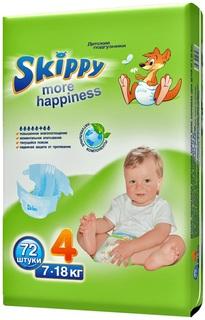 Подгузники Skippy More Happiness 7014
