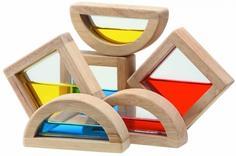 Развивающая игрушка Plan Toys Водяные блоки