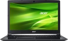 Ноутбук Acer Aspire A717-71G-58RK (черный)