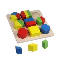 Развивающая игрушка BONDIBON Дроби (разноцветный)