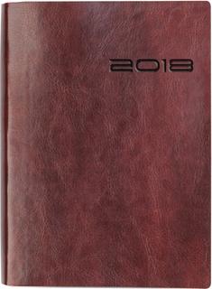 Ежедневник LETTS LECASSA A5 (коричневый)