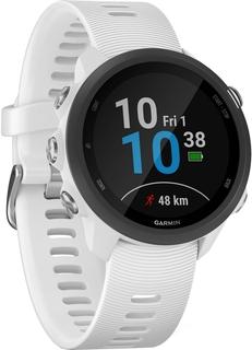 Спортивные часы Garmin Forerunner 245 Music (черно-белый)