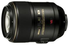 Объектив Nikon AF-S 105 mm f/2.8G IF-ED VR Micro-Nikkor