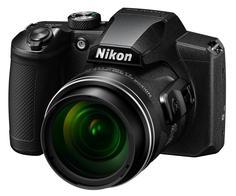 Цифровой фотоаппарат Nikon Coolpix B600 (черный)