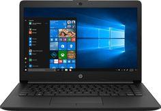 Ноутбук HP 14-ck0010ur (черный)