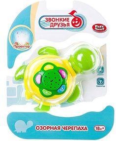 Развивающая игрушка Play Smart Озорная черепаха (разноцветный)