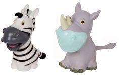 Развивающая игрушка ZHORYA Набор пищалок (разноцветный)