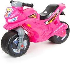 Мото-каталка Орион 501 (розовый)